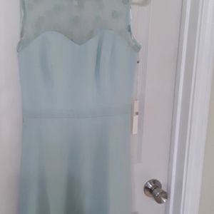 💙💙Adorable Spring Dress size 4 sea green nwt